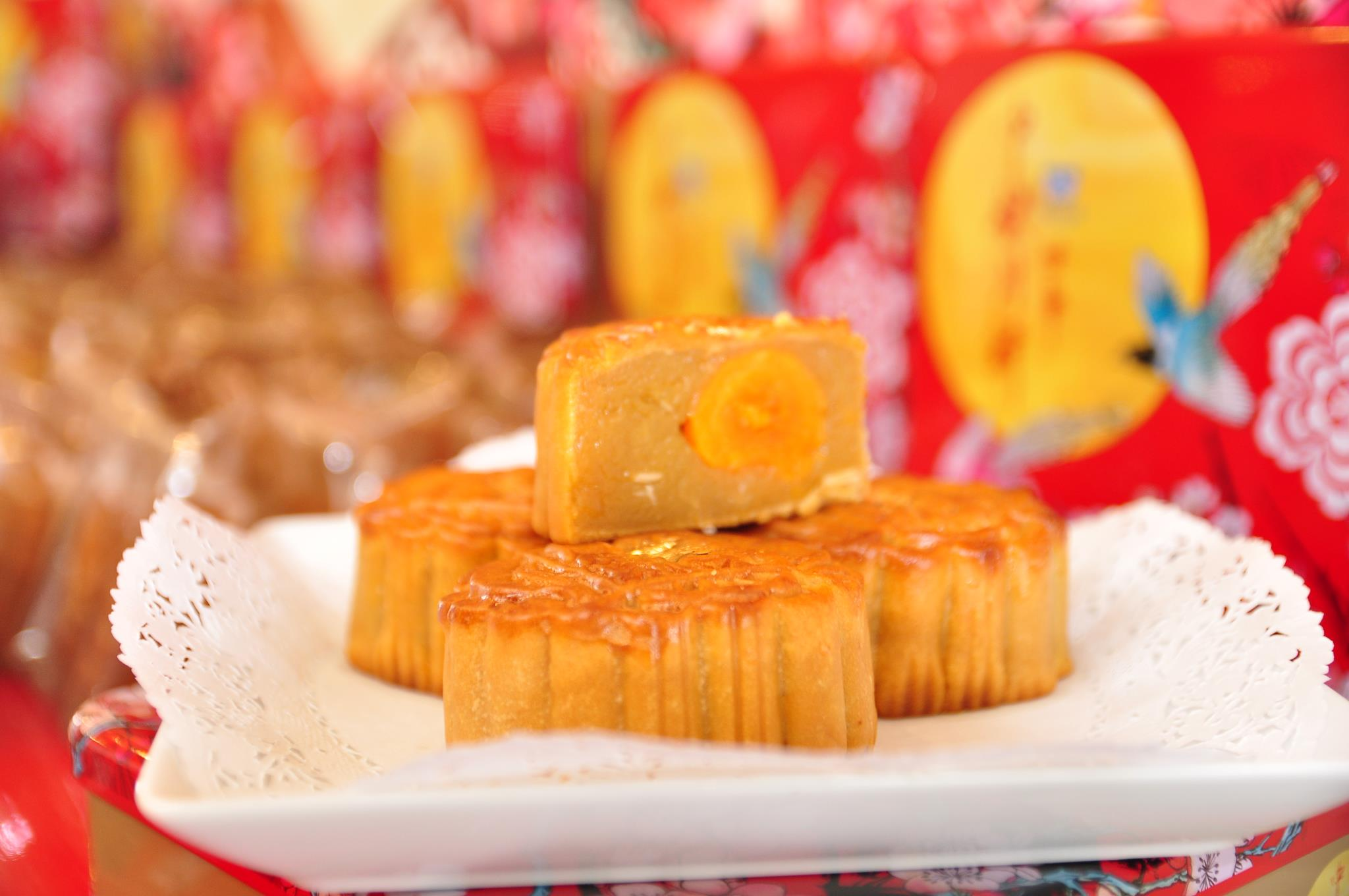 BSP Moon Cake at grande centre point sukhumvit - terminal 21